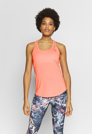 ACCELERATE TANK  - Sports shirt - coral