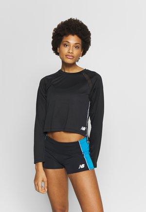 VELOCITY LONGSLEEVE - Sports shirt - black