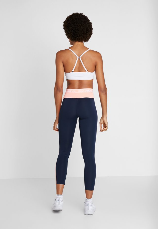 RELENTLESS GRAPHIC HIGH RISE 7/8 - Legging - eclipse