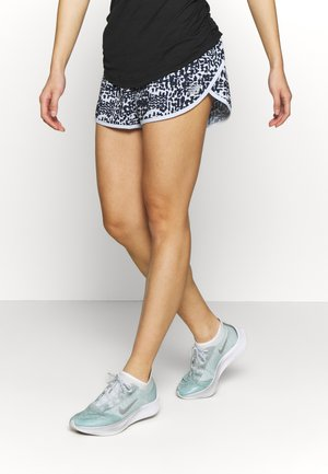 PRINTED ACCELERATE SHORT  - Korte broeken - moondust