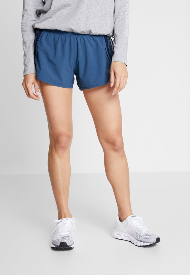 ACCELERATE SHORT - Sports shorts - stoneblu