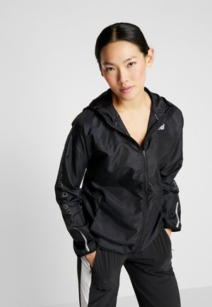 ACCELERATE WINDCHEATER REFLECTIVE JACKET - Sports jacket - black