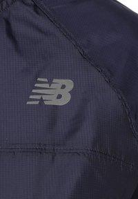 New Balance - Chaqueta de entrenamiento - dark blue - 5