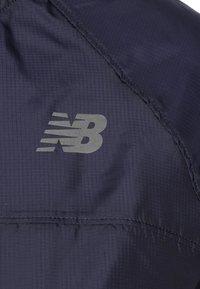 New Balance - Chaqueta de entrenamiento - dark blue - 2