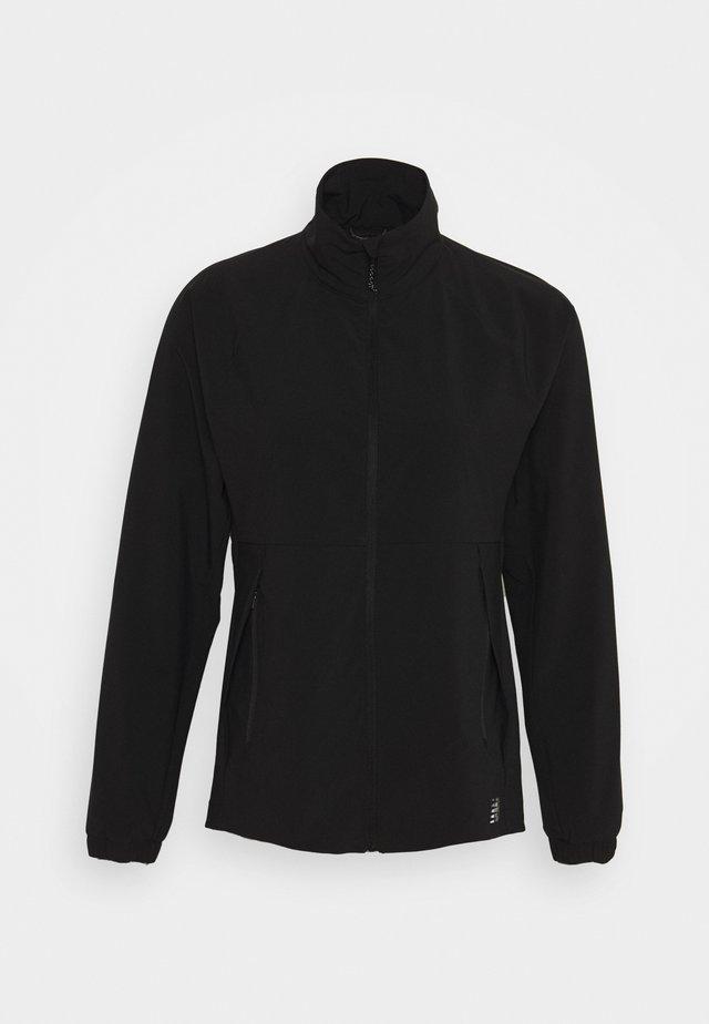 IMPACT RUN JACKET - Sports jacket - black