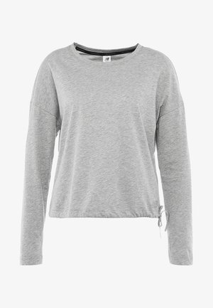 LONGSLEEVE - Sports shirt - athletic grey