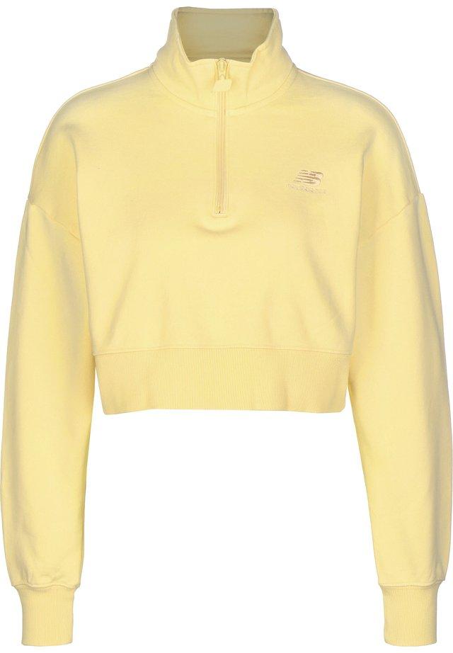 Sweater - sug sunglow