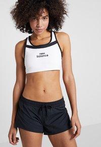 New Balance - PULSE BRA - Sport-bh - white/black - 0