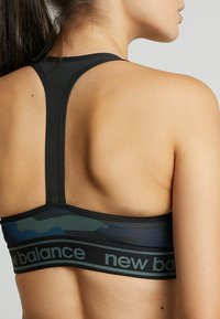 New Balance - PACE BRA PRINTED 2.0 - Sport-bh - khaki - 5