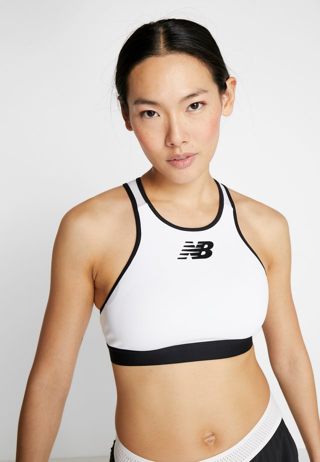 RHYTHM N RUN BRA - Sports bra - white