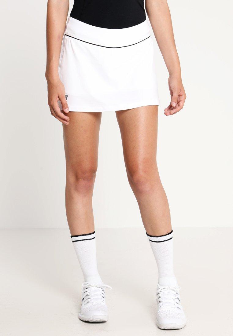 New Balance - RALLY COURT SKORT - Sports skirt - white