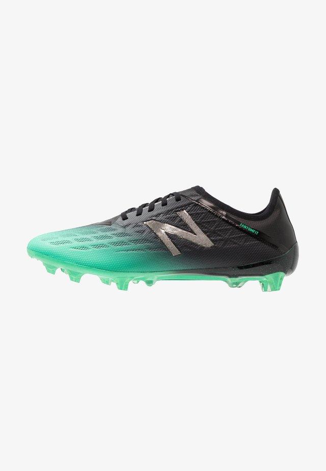 FURON PRO V5 - Voetbalschoenen met kunststof noppen - neon emerald/black