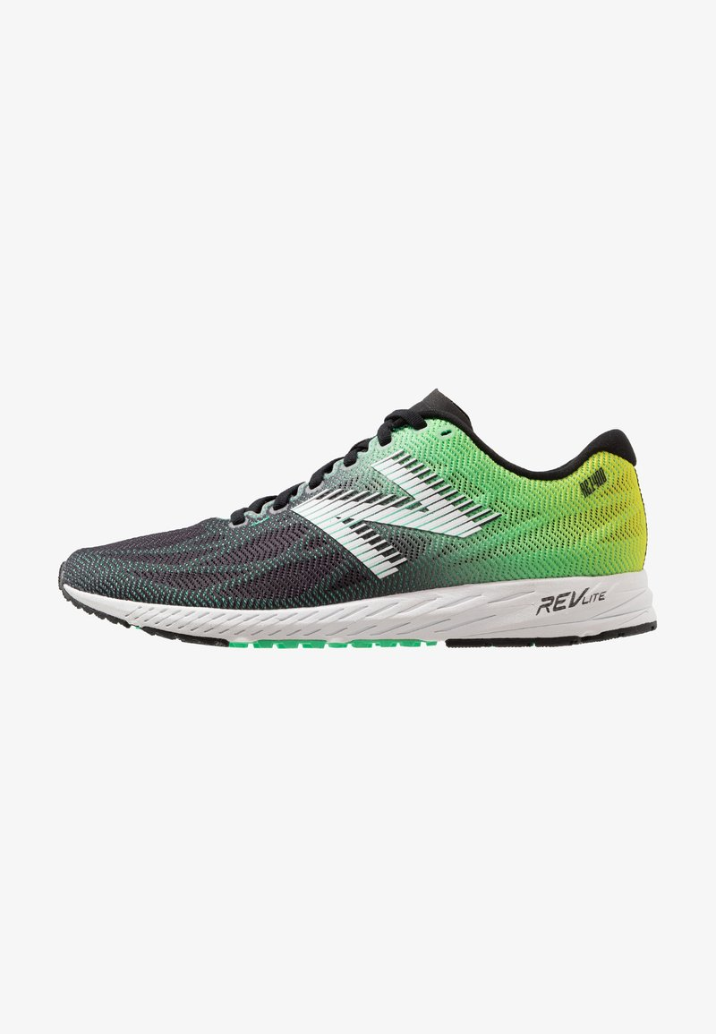 New Balance - 1400 V6 - Competition running shoes - black/green