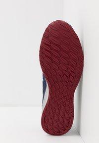 New Balance - FRESH FOAM ARISHI V2 - Chaussures de running neutres - navy/red - 4
