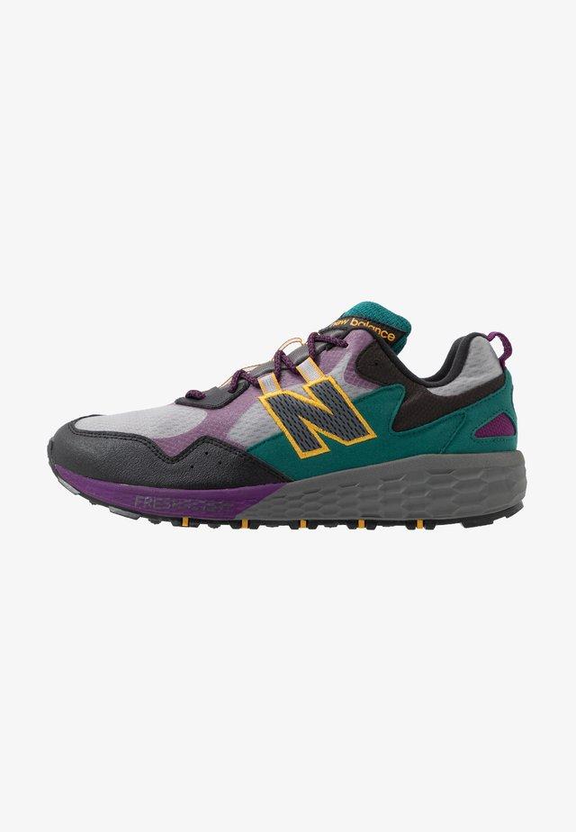 CRAG V2 - Trail running shoes - castlerock