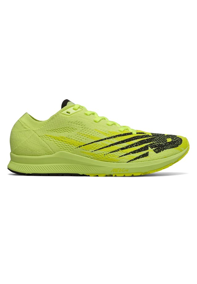 1500 V6 - Competition running shoes - sulphur yellow/lemon slush/black