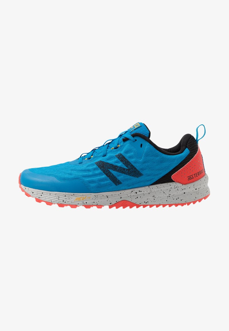 New Balance - NITREL - Zapatillas de trail running - blue