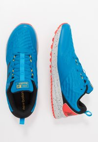 New Balance - NITREL - Zapatillas de trail running - blue - 1