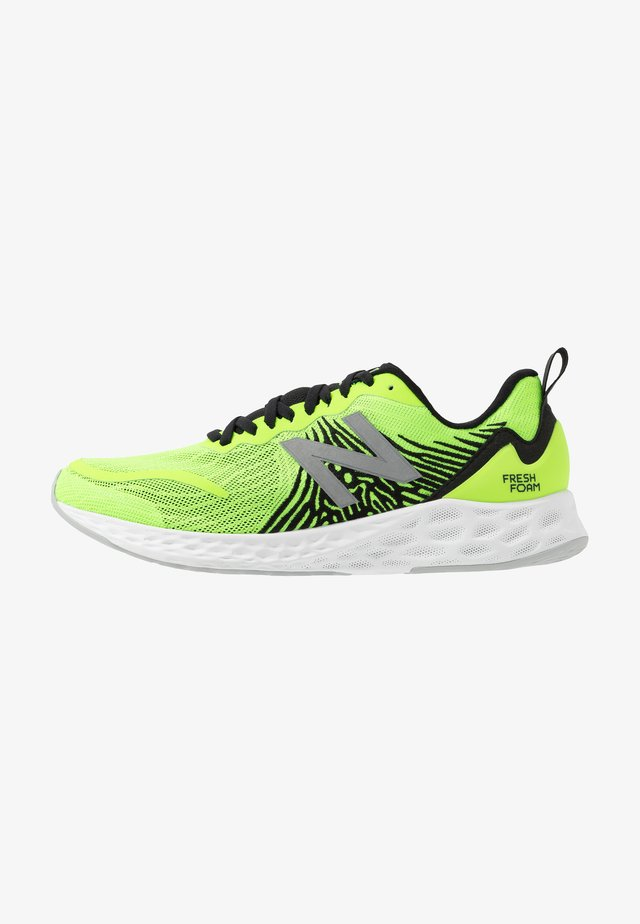 FRESH FOAM TEMPO - Neutral running shoes - green