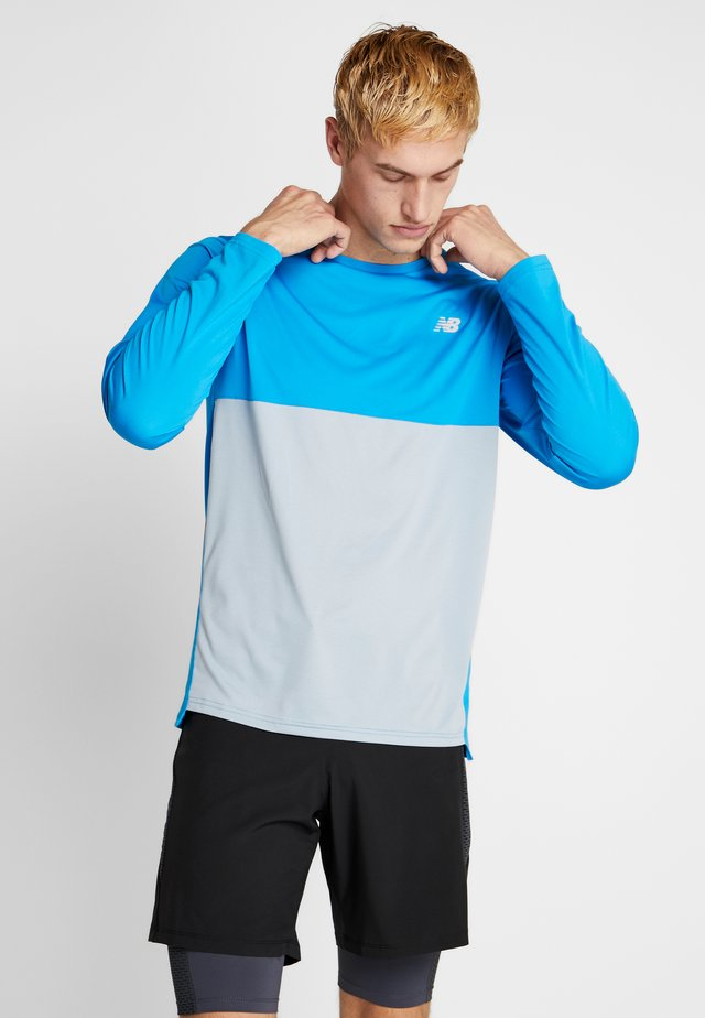 ACCELERATE  - Sports shirt - vision blue
