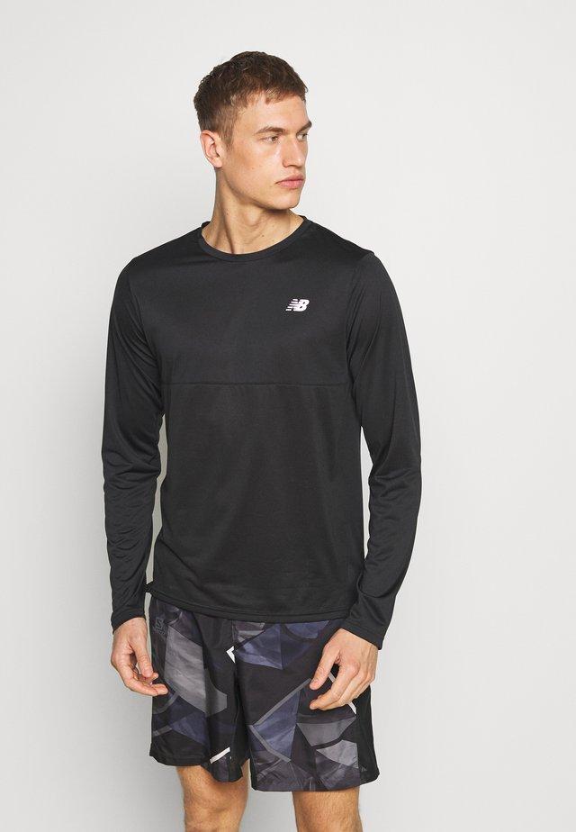 ACCELERATE  - T-shirt sportiva - black