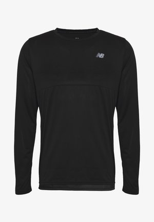 ACCELERATE  - T-shirt de sport - black