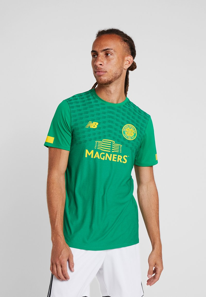 New Balance - CELTIC FC PRE GAME  - Pelipaita - jolly green