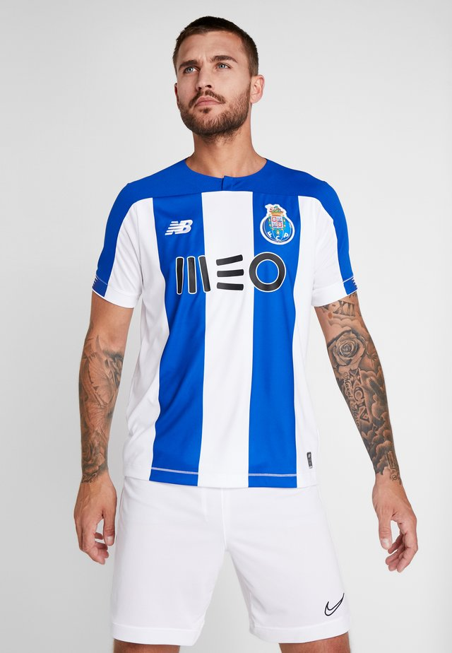 FC PORTO HOME - Article de supporter - white/blue