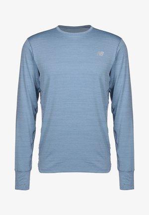 SEASONLESS - Long sleeved top - blue