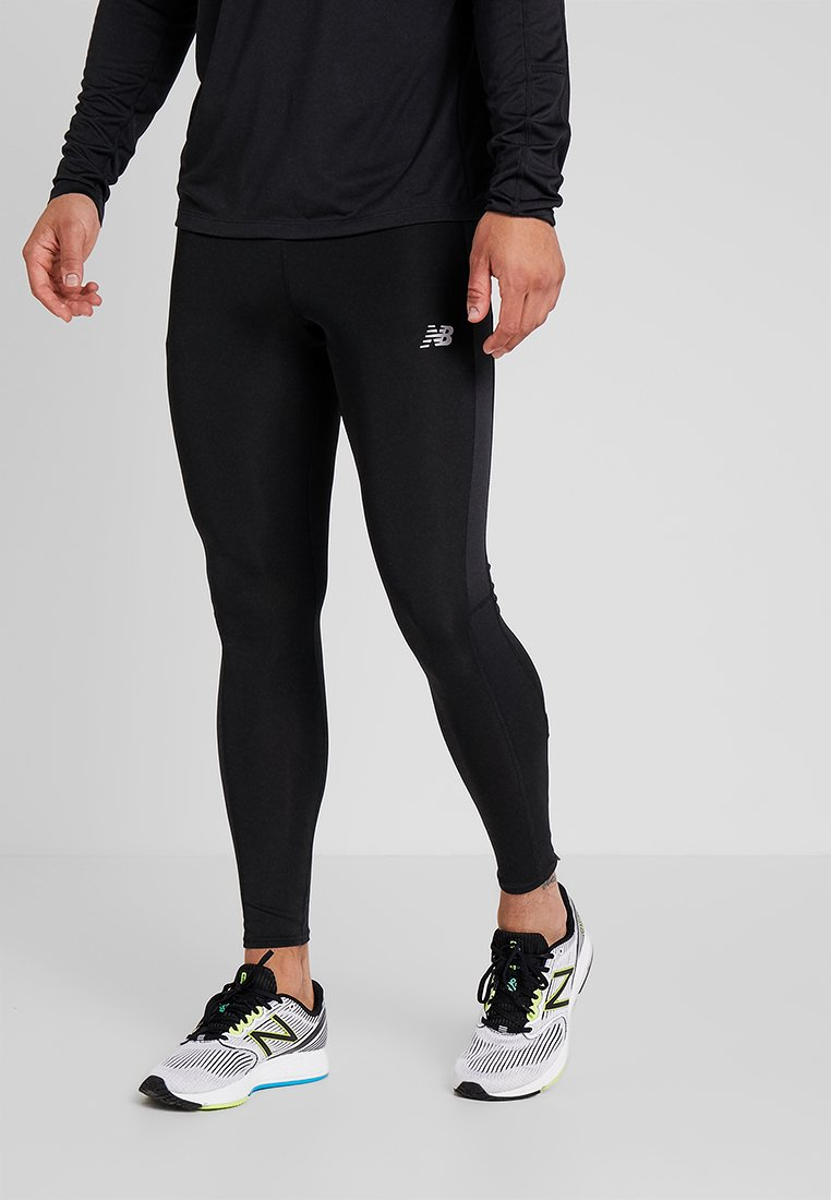 New Balance - ACCELERATE - Tights - black