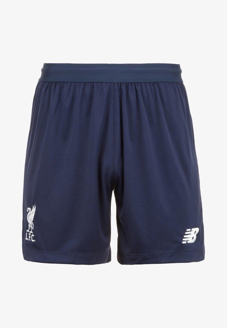 New Balance - FC LIVERPOOL  - Sports shorts - navy/white