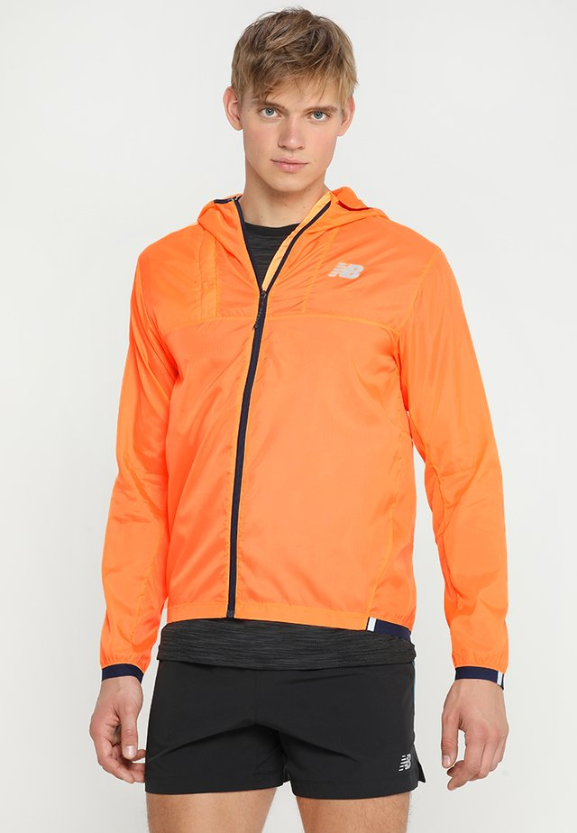 LIGHT PACKJACKET - Chaqueta de deporte - mango