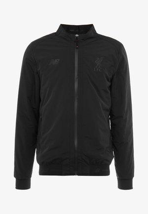 LIVERPOOL FC TERRACE GAME JACKET - Outdoor jacket - black