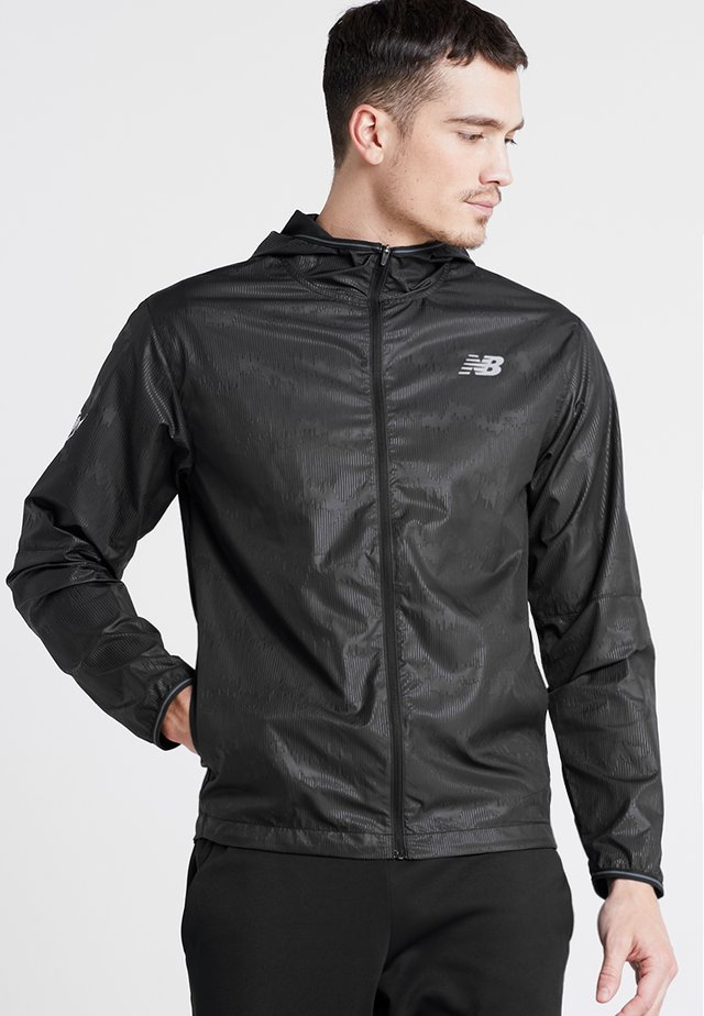 VELOCITY JACKET - Veste de running - black
