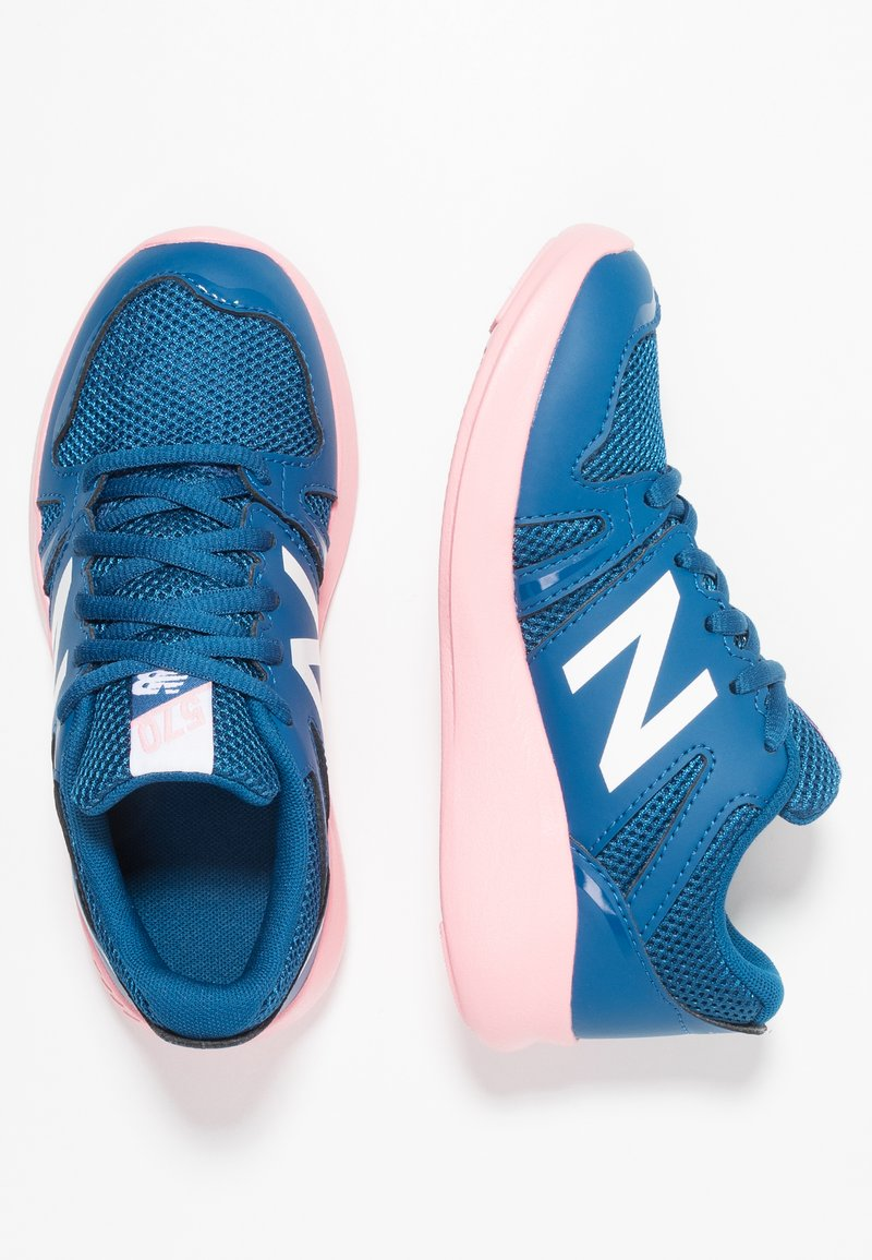 New Balance - 570 - Neutral running shoes - navy/pink