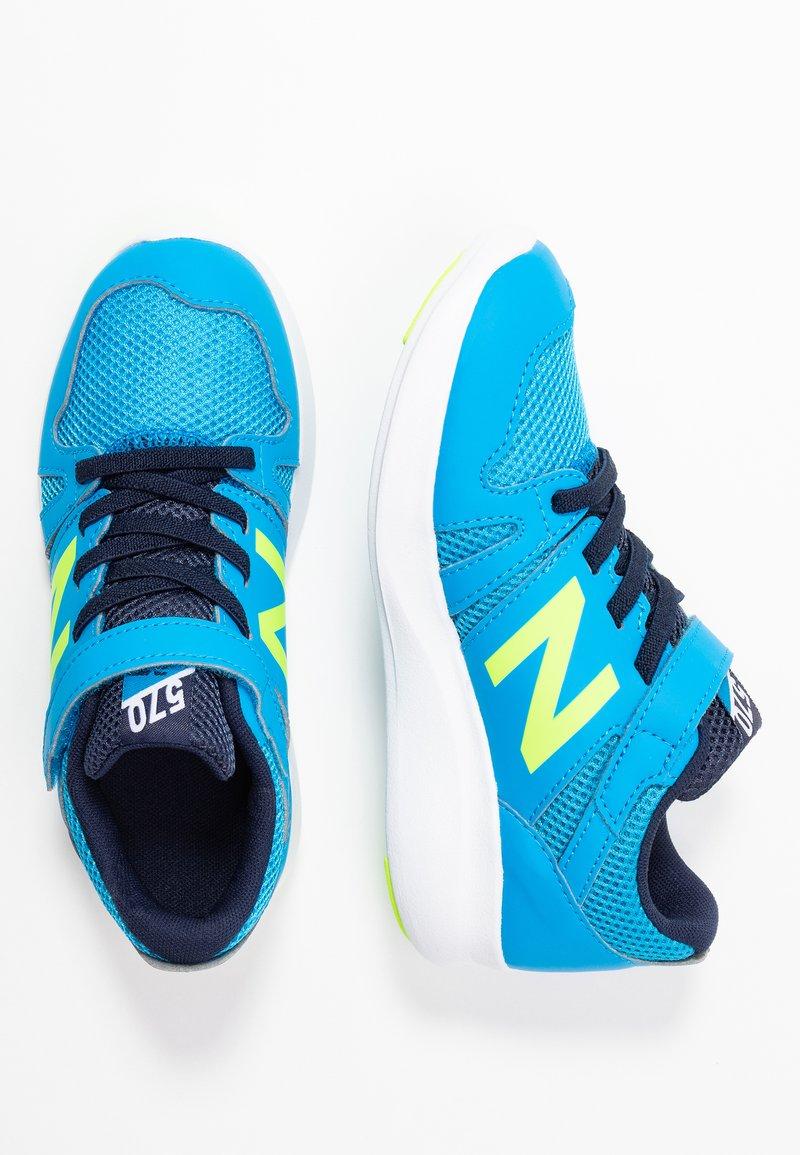 New Balance - YT570GB - Neutrala löparskor - blue/green