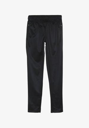 JUNIOR SLIM PANT - Träningsbyxor - black