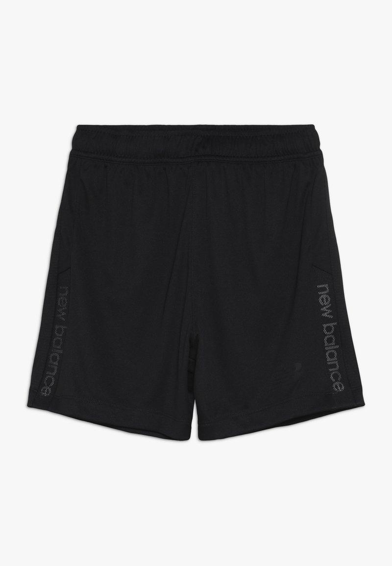 New Balance - CORE JUNIOR SHORT - Sports shorts - black