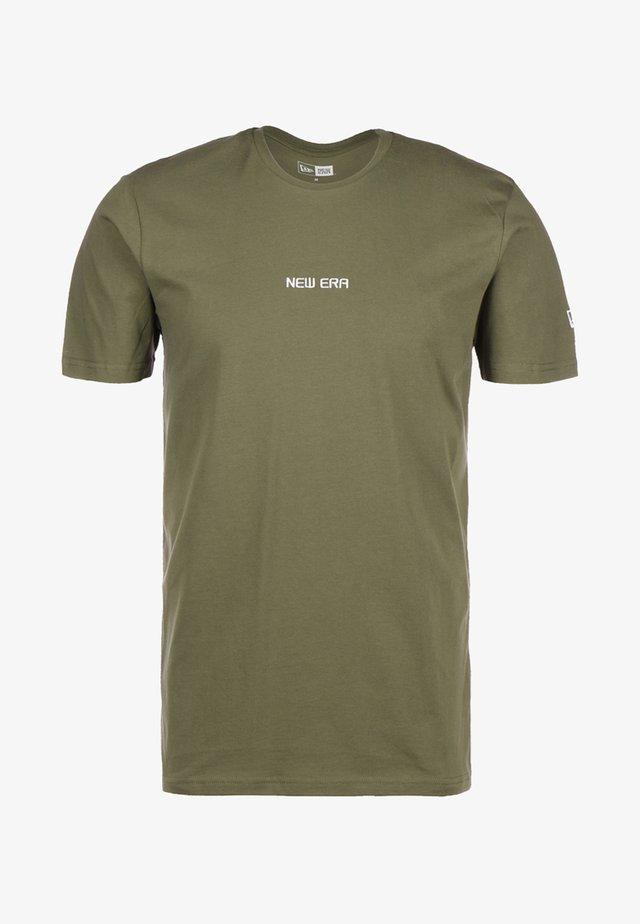 ESSENTIAL - T-shirt print - olive