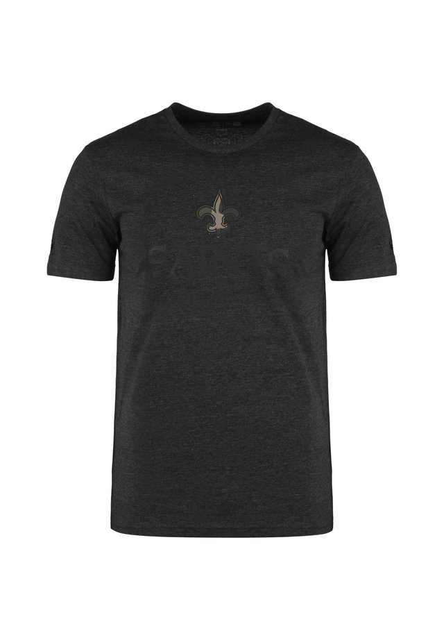 T-shirt print - graphite heather