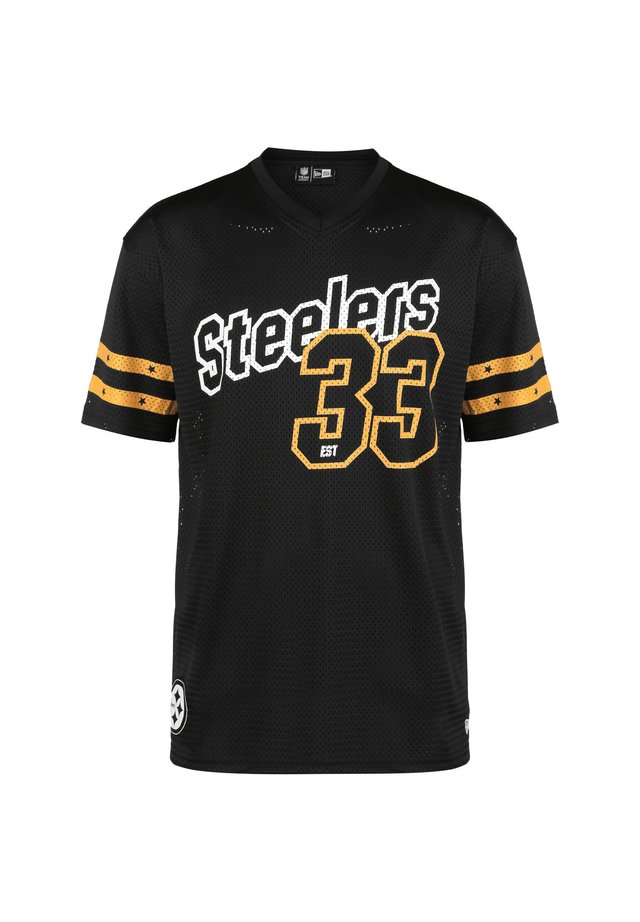 PITTSBURGH STEELERS  - T-shirt print - black