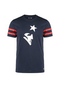 New Era - NEW ENGLAND PATRIOTS  - T-shirt print - navy - 0
