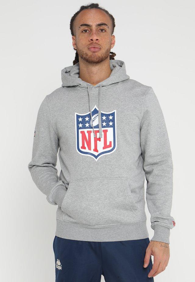 NFL TEAM LOGO HERREN - Hoodie - grey