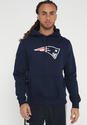 NFL TEAM LOGO NEW ENGLAND PATRIOTS HERREN - Fanartikel - dark blue