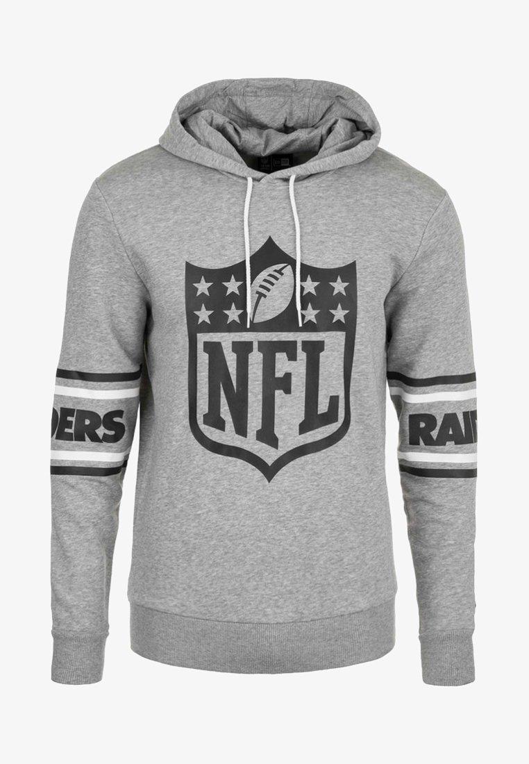New Era - Sweatshirt - light grey heather