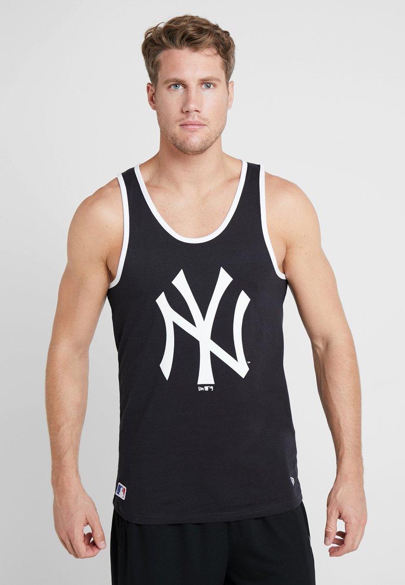 New Era - MLB NEW YORK YANKEES LOGO TANK - Top - blue