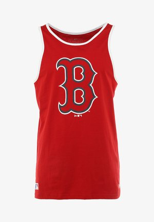 MLB BOSTON RED SOX LOGO TEE  - Top - red