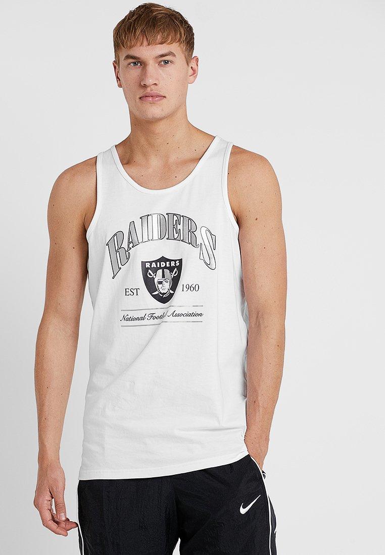 New Era - NFL OAKLAND RAIDERS CLASSIC ESTABLISHED - Top - white