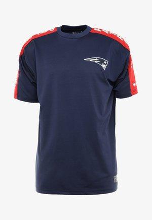 NFL NEW ENGLAND PATRIOTS OVERSIZED TEE - Klubtrøjer - blue