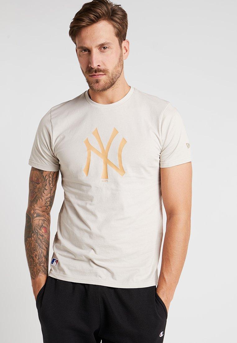 Supporter Mlb York Seasonal Yankees New TeeArticle De Team Era Sand Logo CBxdero